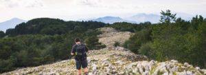 Escursione sul Monte Petrella