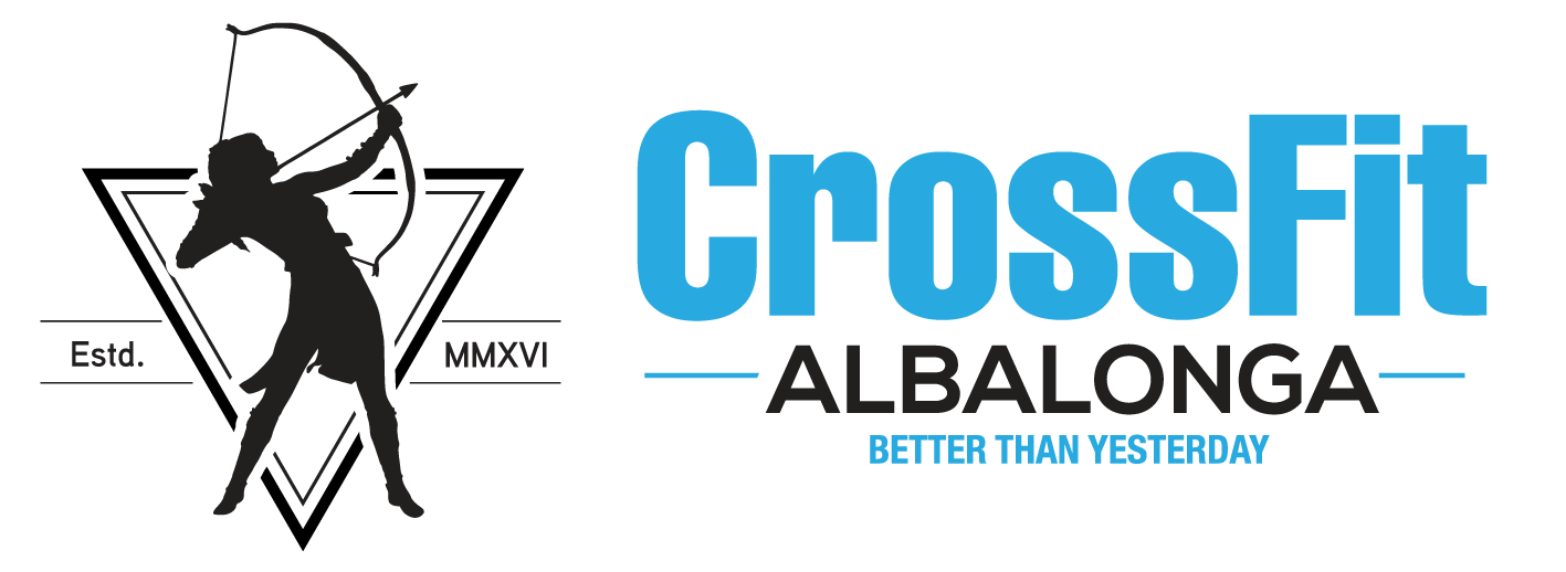 CrossFit Albalonga - Better than yesterday :